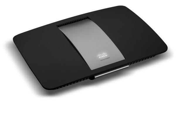 Первый Smart Wi-Fi Router Cisco Linksys ® EA6500 стандарта 802.11ac.
