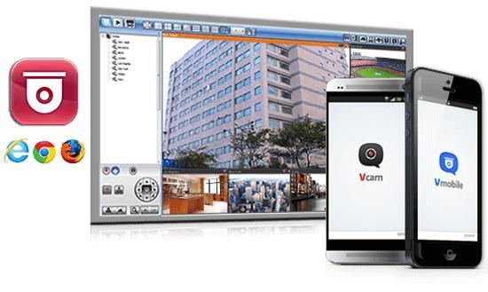 Станция видеонаблюдения с QNAP NAS– Защитите Ваш дом
