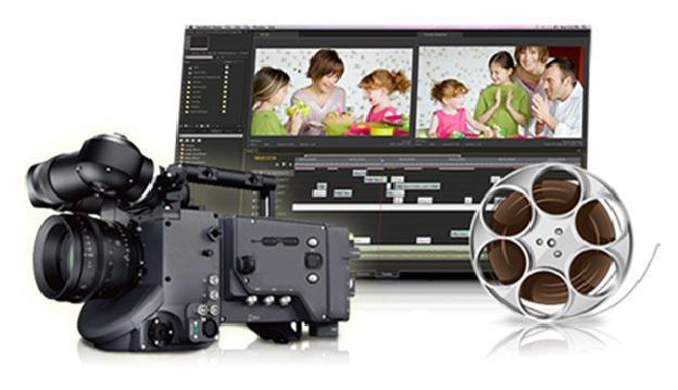 NAS серии SMB Высокоэффективное хранилище для видеомонтажа