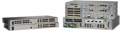 Cisco ASR 901, Cisco ASR 903 и Cisco ASR 9001