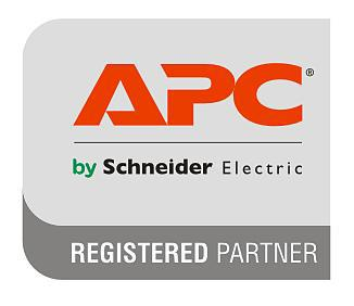 Logo компания Инсотел - APC Registered Partner.