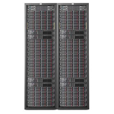 Новое сетевое хранилище HP  B6200 StoreOnce Backup System для крупных предприятий