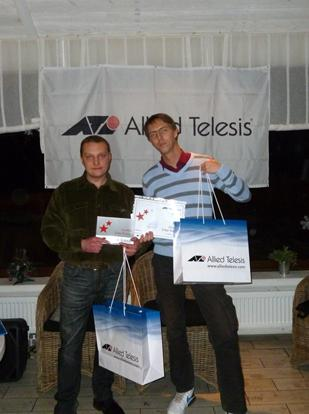 Insotel - 2 STAR Partner Allied Telesis 2013