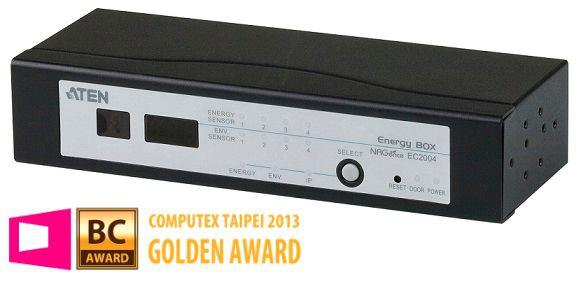 ATEN EC2004 Energy Box удостоен премии Best Choice Golden Award