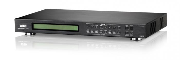 8 x 8 HDMI Matrix Switch with Scaler VM5808H