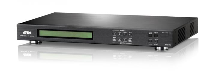 4 x 4 HDMI Matrix Switch with Scaler VM5404H
