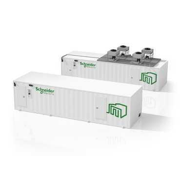 модульный ЦОД SmartShelter Container APC by Schneider Electric