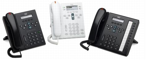 Cisco Unified IP Phone 6900