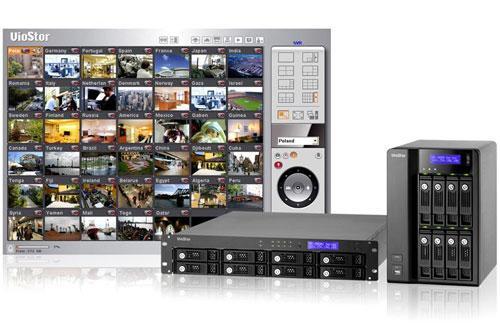 В рамках Акции Инсотел Скидки до 50% на ряд Систем Видеонаблюдения QNAP VioStor NVR