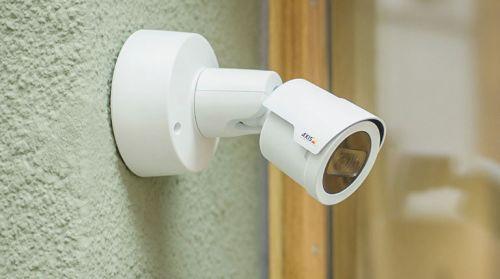 Компактные IP Камеры M2025-LE и M2026-LE с привлекательным и эргономичным дизайном будут одинаково удачно смотреться как на улице так и в любом помещении