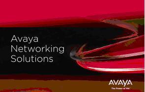 Коммутаторы AVAYA для  подключения YATC, IP телефонии, A/V  для предприятий и провайдеров