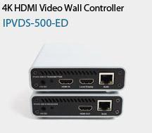 Комплекты передатчиков и приемников Opticis IPVDS-500-ED позволяют создать виртуальную матрицу для коммутации сигналов с различных источников