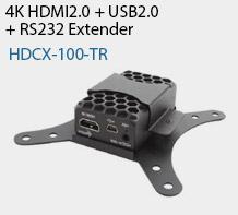 Новый HDBaseT-удлинитель Opticis HDCX-100-TR