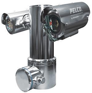 Взрывозащищенные PTZ камеры EXP1230-хх серии Pelco ExSite Enhanced