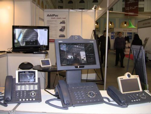 AddPac на выставке Integrated Systems Russia 2010