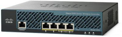 Новые беспроводные контроллеры Cisco 2500 Series Wireless Controllers