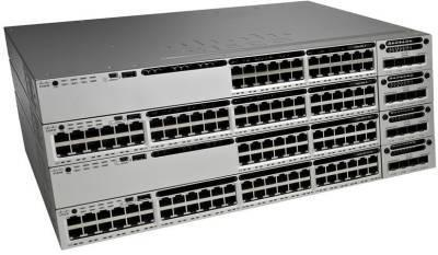 коммутатор cisco, catalyst 3850 | ws-c3850-48pw-s