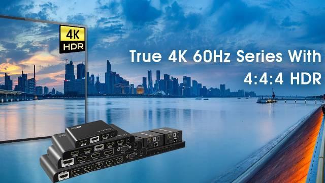 Lenkeng True 4K HDR