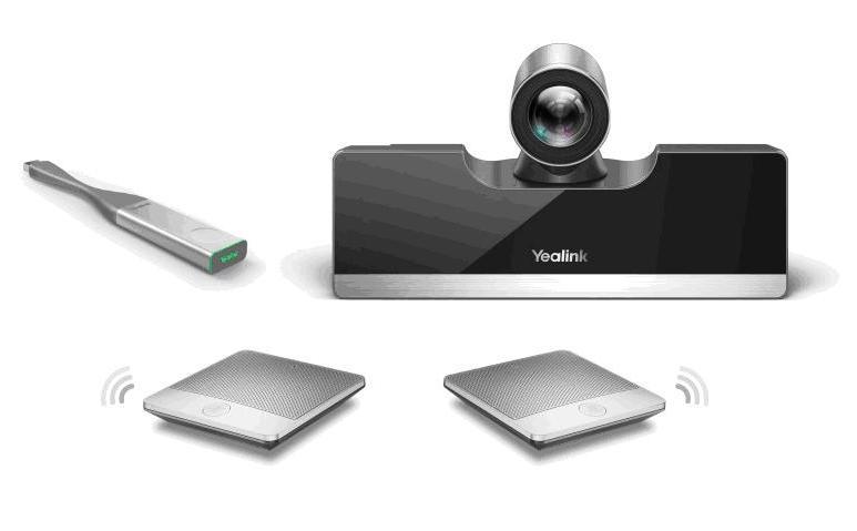 ВКС Yealink VC500-Wireless Micpod-WP