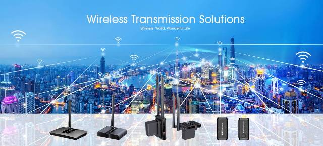 Lenkeng Wireless Transmissions Solutions