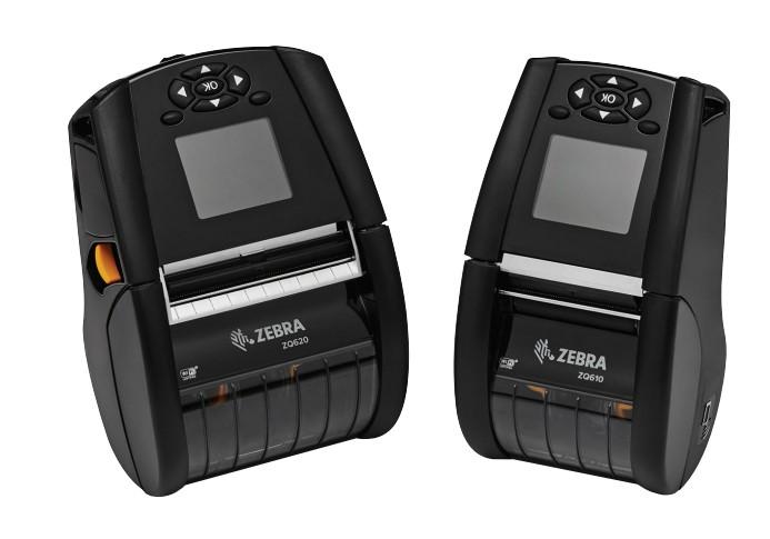 Мобильные принтеры премиум класса Zebra ZQ600 позволяют повысить производительность, эффективность управления запасами и качество обслуживания клиентов