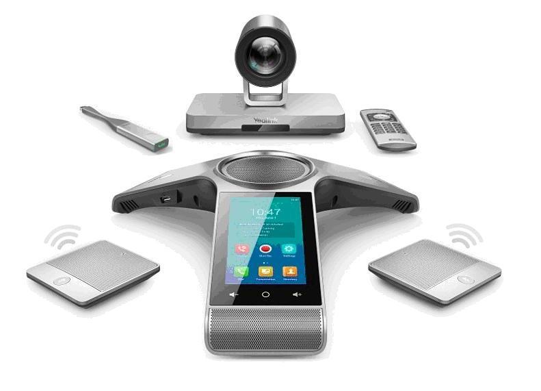 ВКС Yealink VC800-Phone-WP