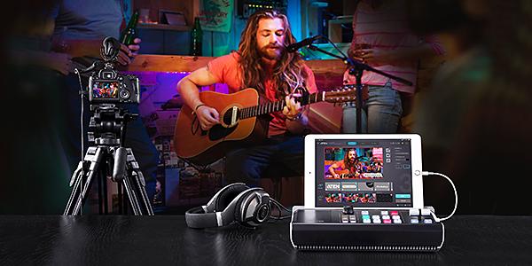 AV Mixer UC9020 StreamLIVE HD портативное потоковое студийное устройство все в одном награжден COMPUTEX 2019 Best Choice