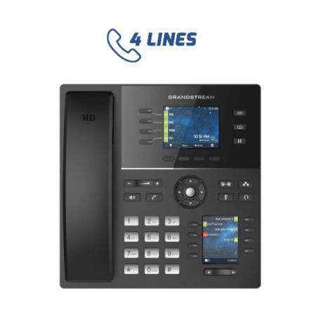 IP телефон Grandstream GXP2136 с двумя цветными дисплеями