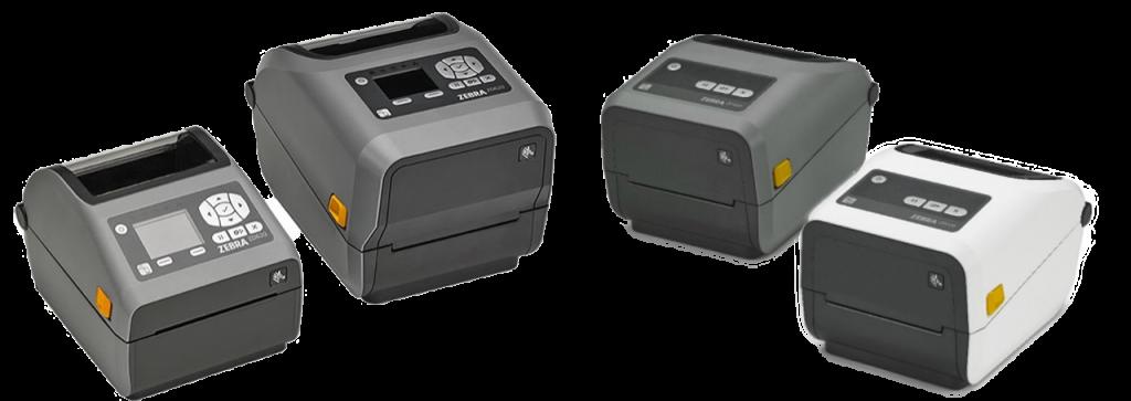 Умные настольные принтеры Zebra ZD420 и ZD620