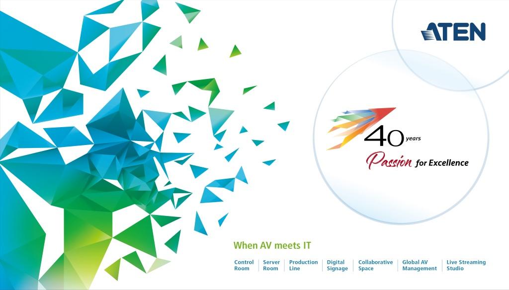Компания ATEN, находящаяся на переднем крае технологий объединяющих AV и IT миры, делится своим 40-летним опытом инноваций и стремления к совершенсту на COMPUTEX 2019