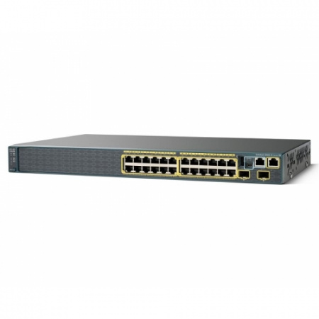 коммутатор cisco, catalyst 2960-x | ws-c2960x-24psq-l