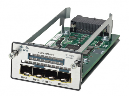 модуль cisco c3kx-nm-10g=