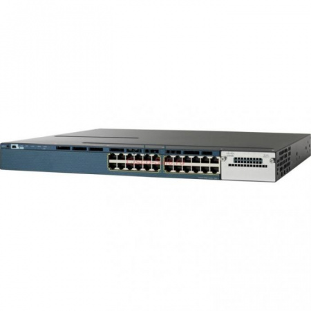коммутатор cisco, catalyst 3560-x | ws-c3560x-24t-e